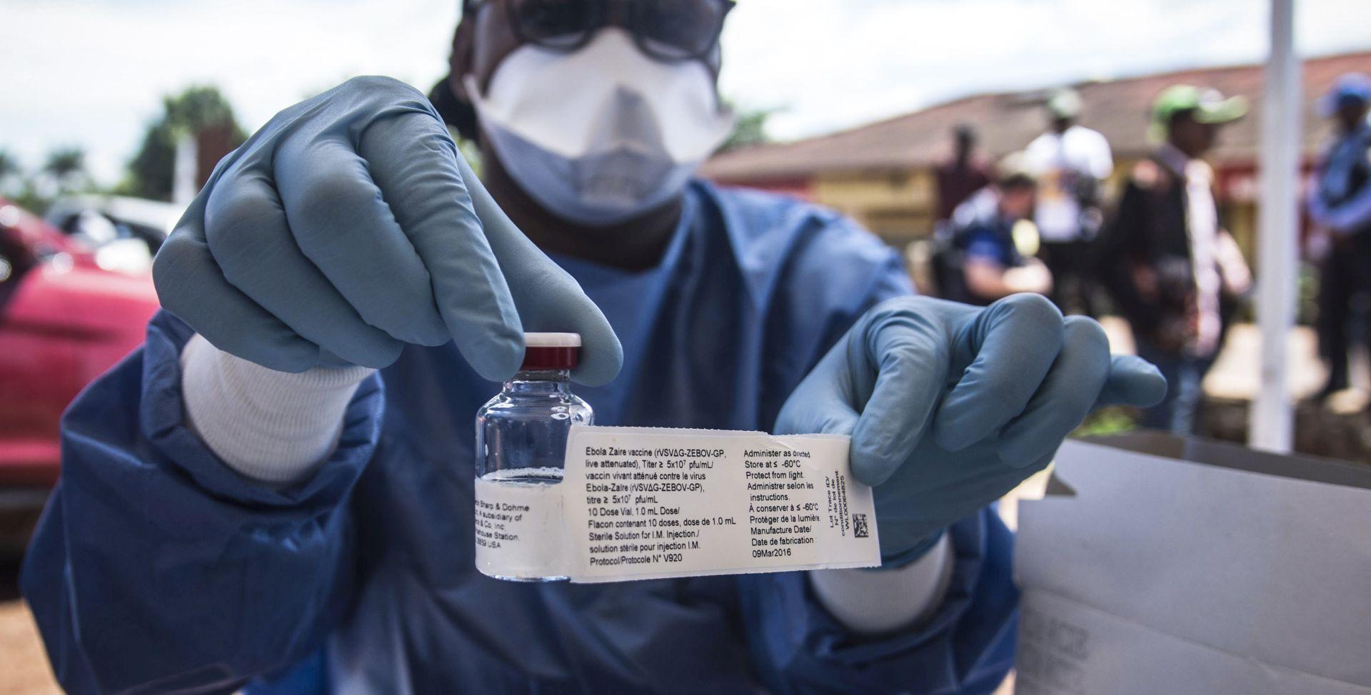 WHO očekuje porast broja zaraženih ebolom u Kongu
