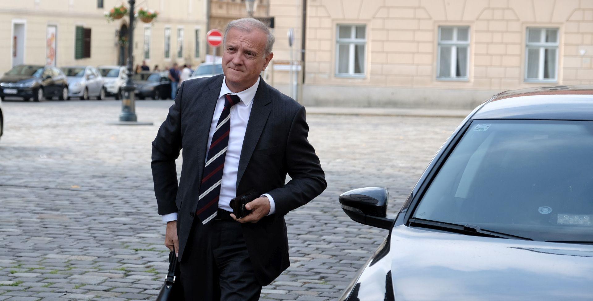 """BOŠNJAKOVIĆ """"Posebno me smeta što sudac nije bio u Splitu"""""""