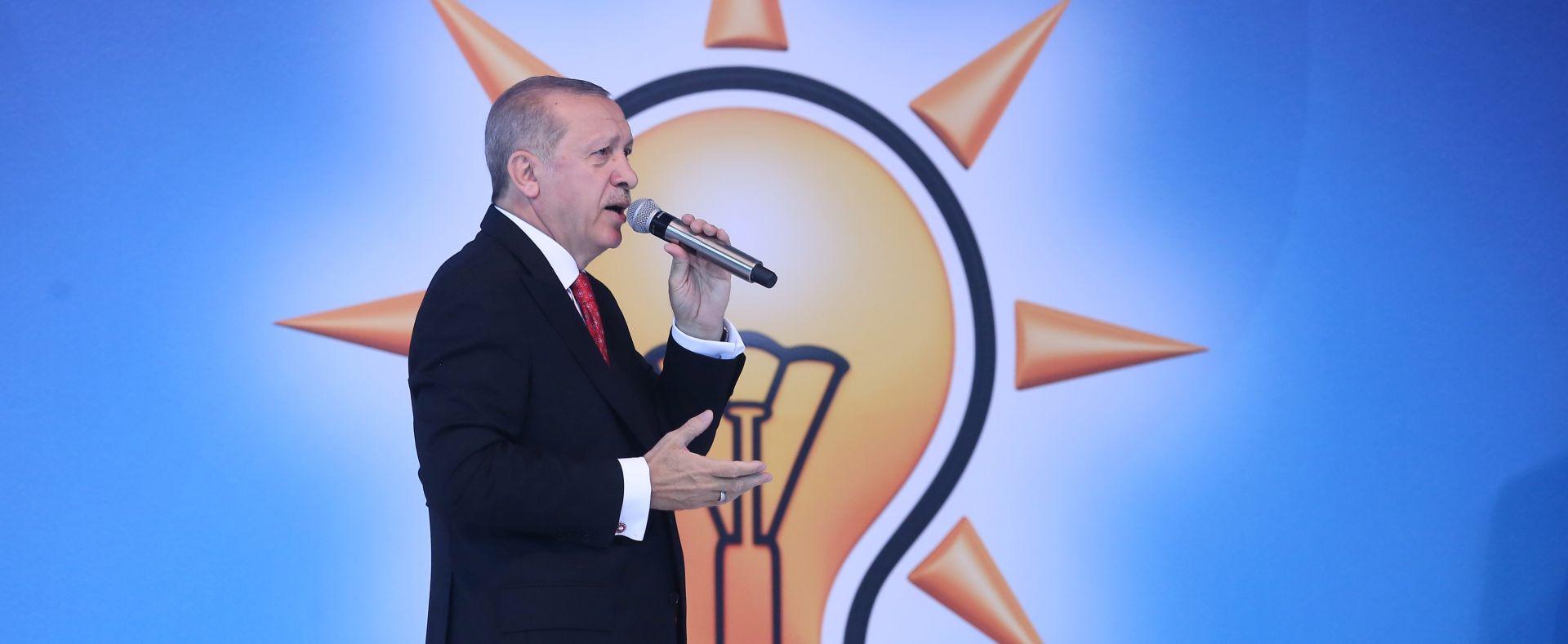 Danas završava kampanja za turske izbore