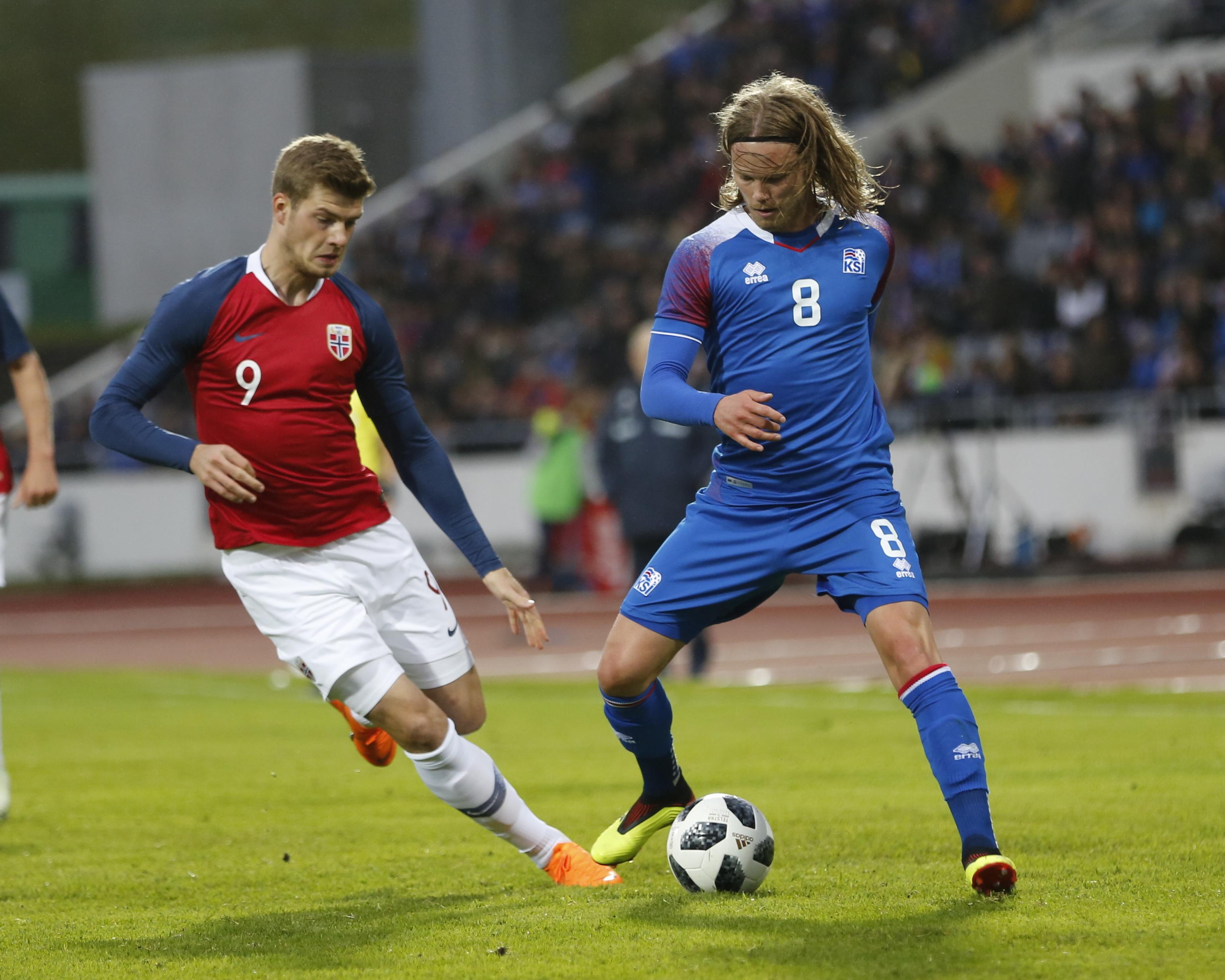 Island – Norveška 2-3