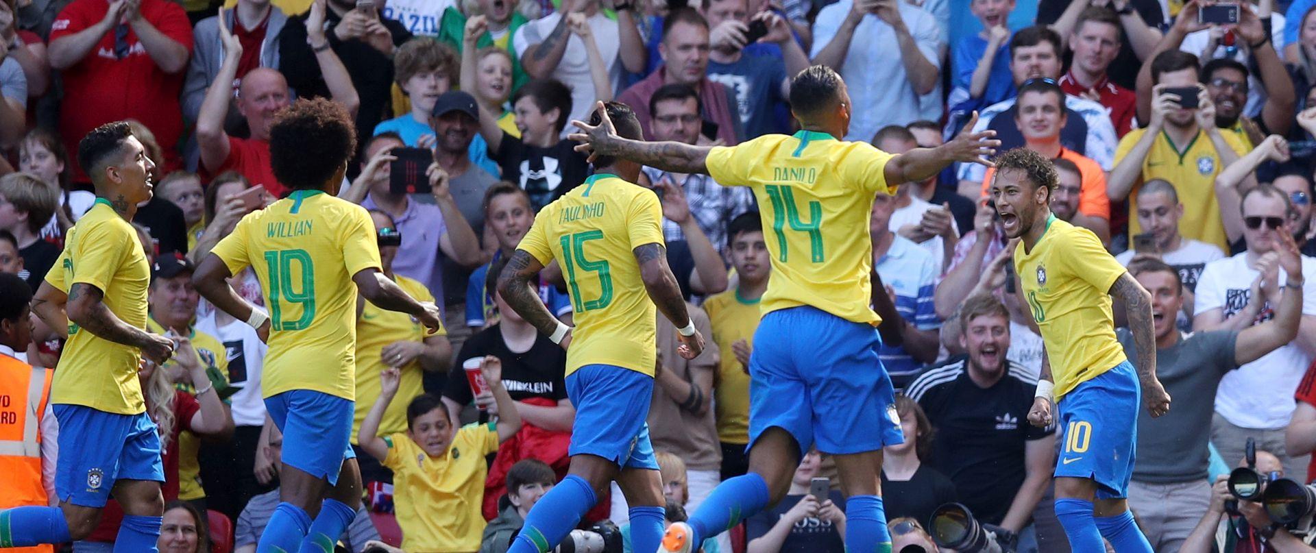 "Brazil ""probio bunker"" Kostarike tek u 91. minuti"