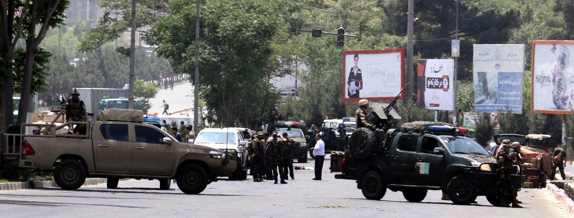 IS preuzela odgovornost za napad na klerike u Kabulu