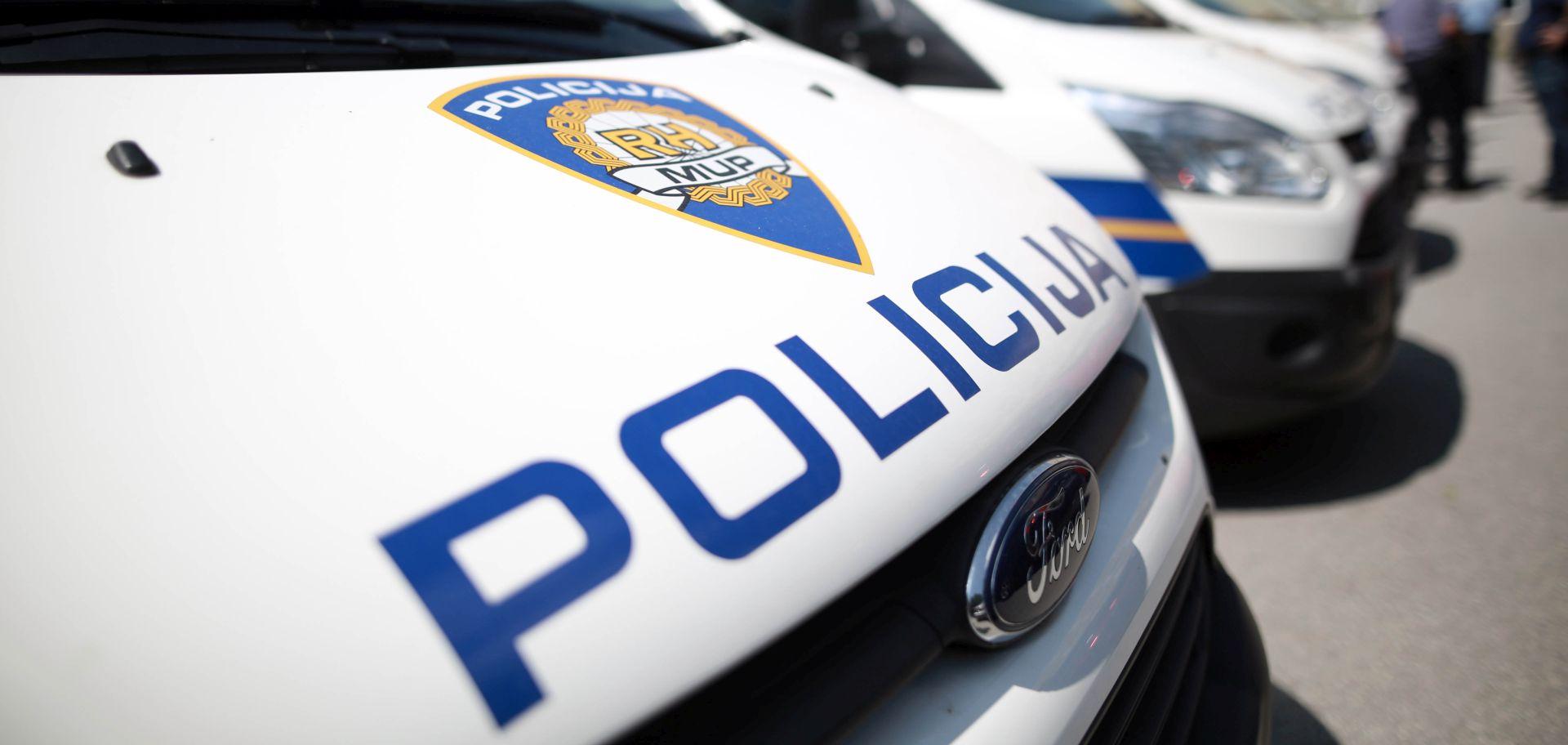 Hrvatska policija dobila 78 vozila za kontrolu cestovnog prometa