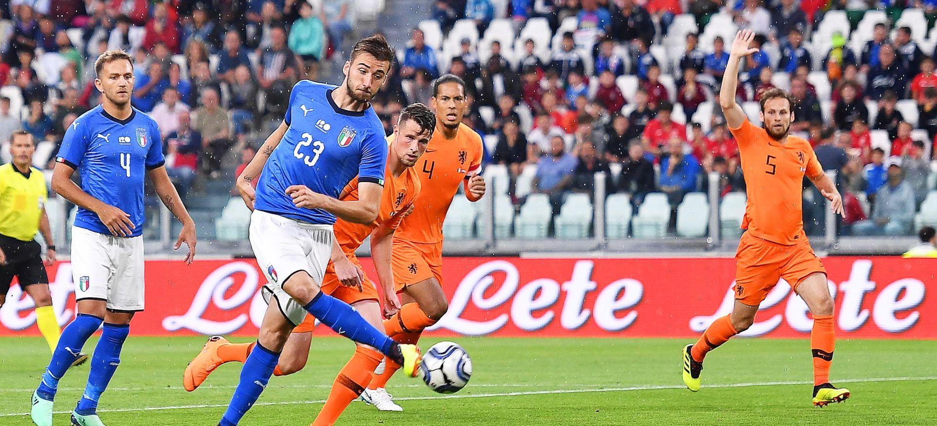 PRIJATELJSKE UTAKMICE Poraz Srbije, remi Italije i Nizozemske