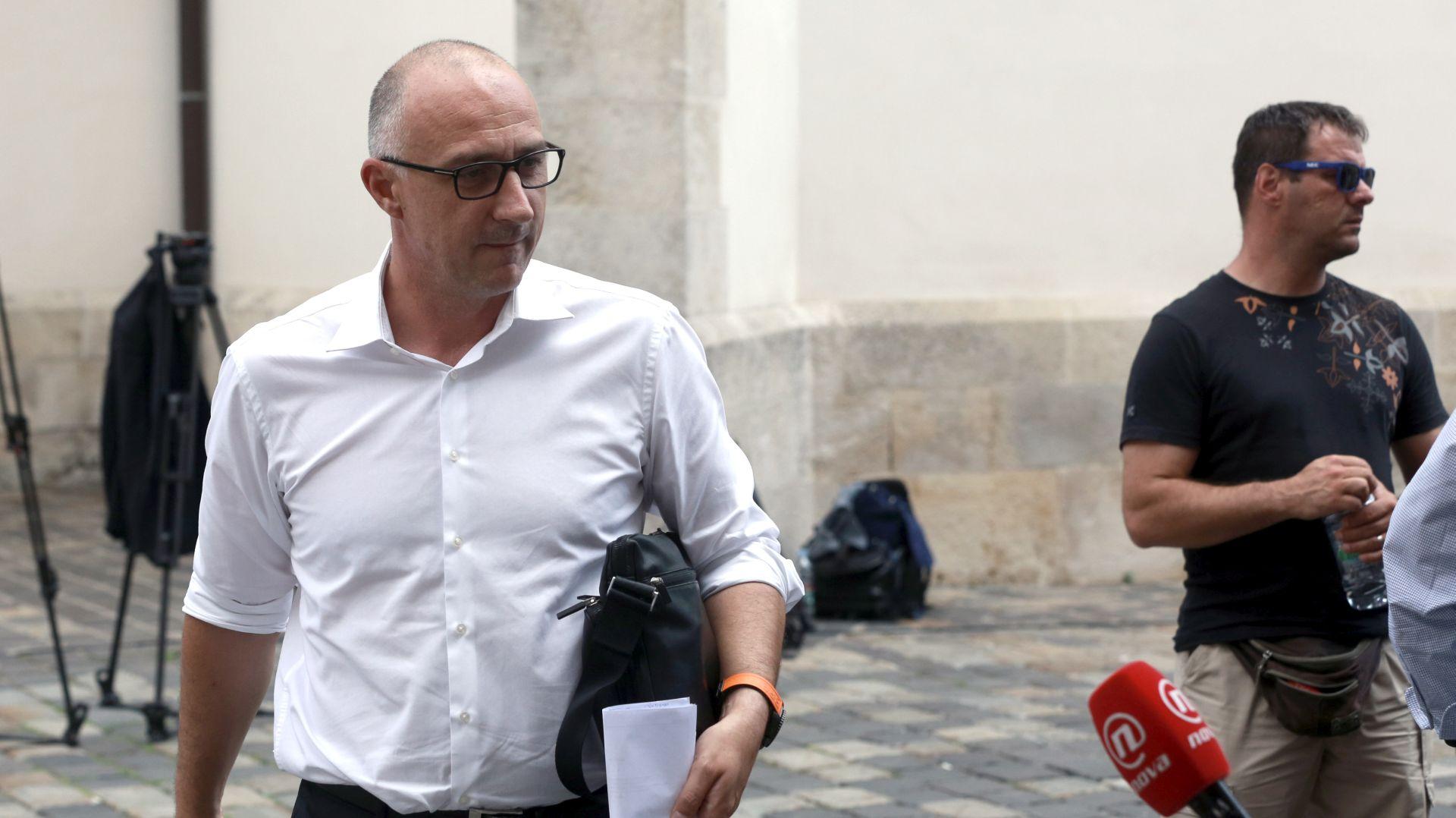 VRDOLJAK 'Politička odgovornost za Agrokor plaćena je odlaskom Martine Dalić'