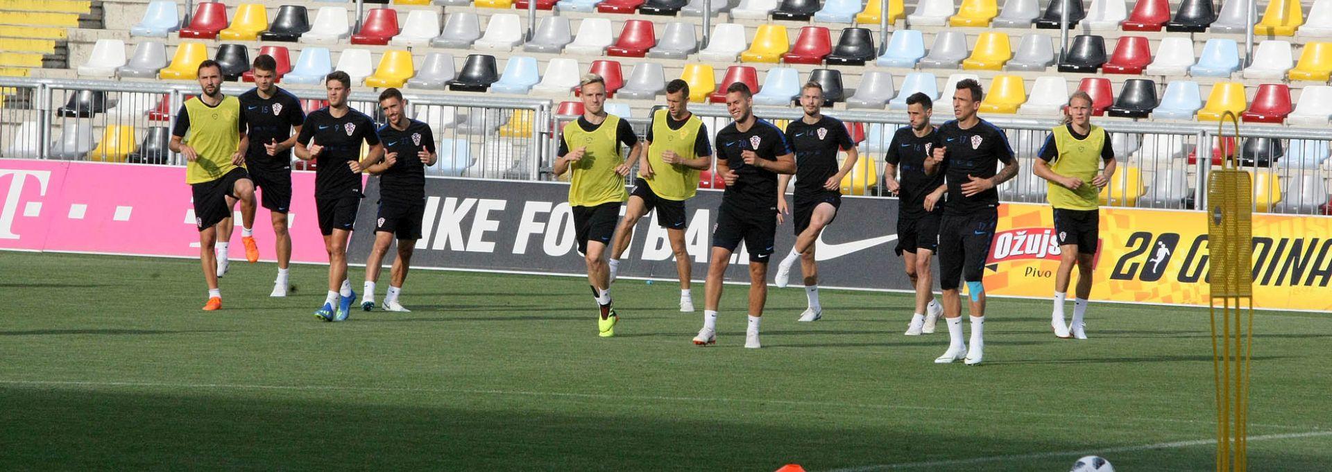 Posljednja priprema za Rusiju protiv Senegala