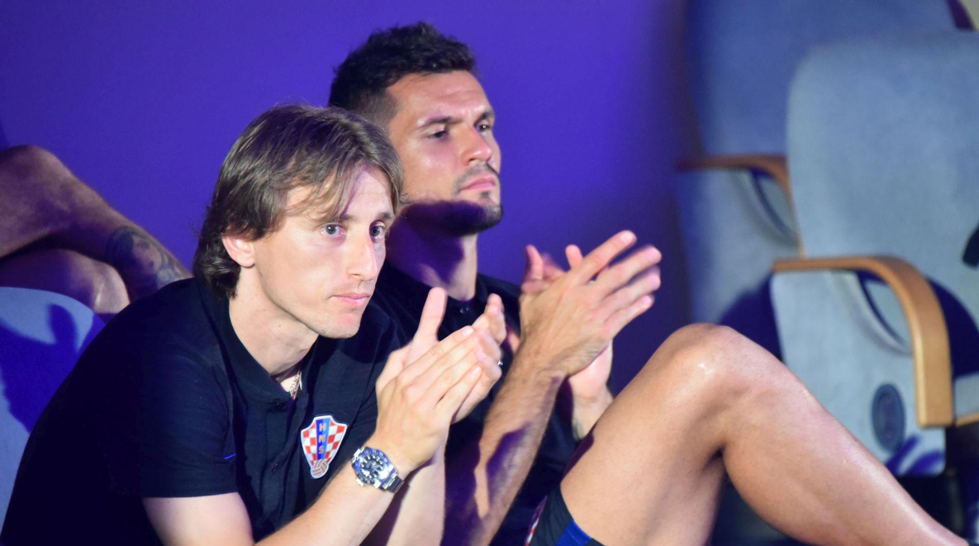 Modrić izabran za najboljeg hrvatskog nogometaša