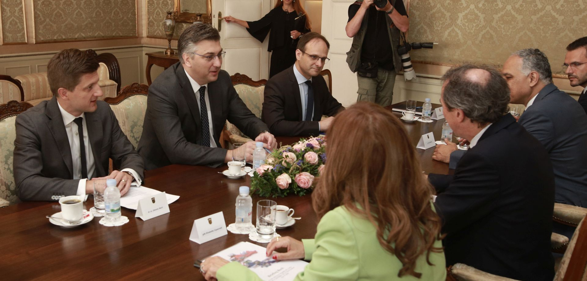 Vlada zadovoljna suradnjom sa Svjetskom bankom