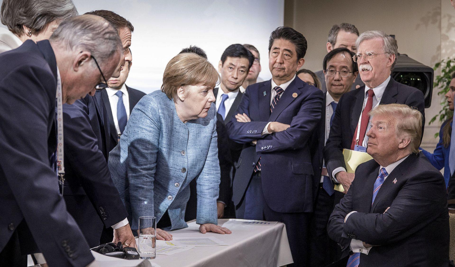 'Razilaženje na summitu G7 zbližilo EU'