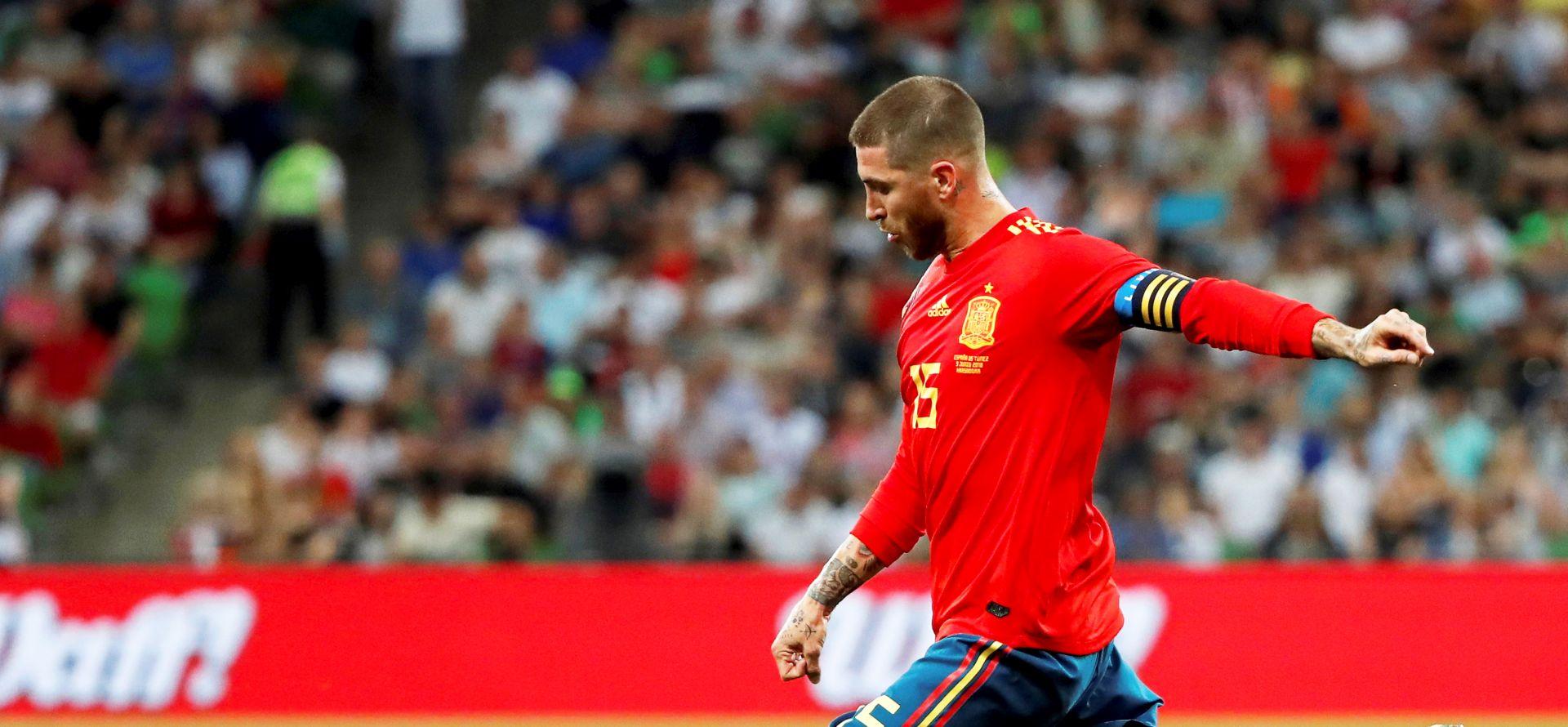 """""""TU JE KAO NA SPROVODU"""" Ramos napustio posljednju pressicu"""