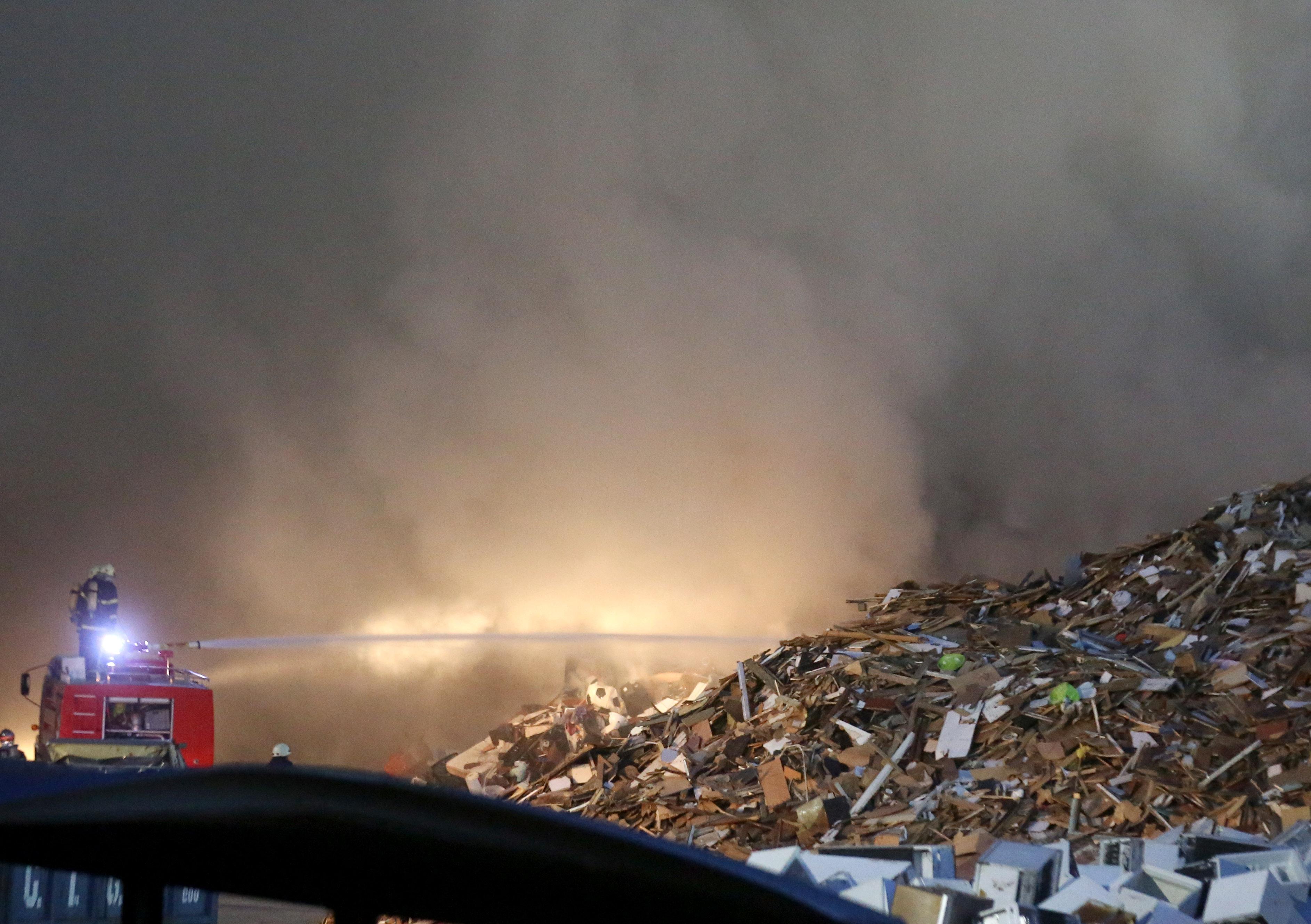 Požar u C.I.O.S.-u izazvan namjerno