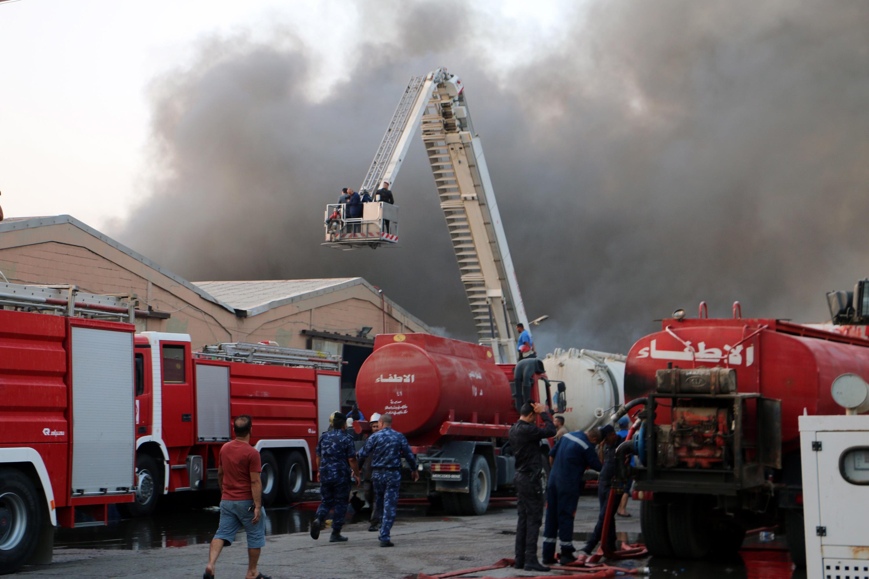 U Iraku buknuo zagonetan požar u skladištu glasačkih listića prije prebrojavanja