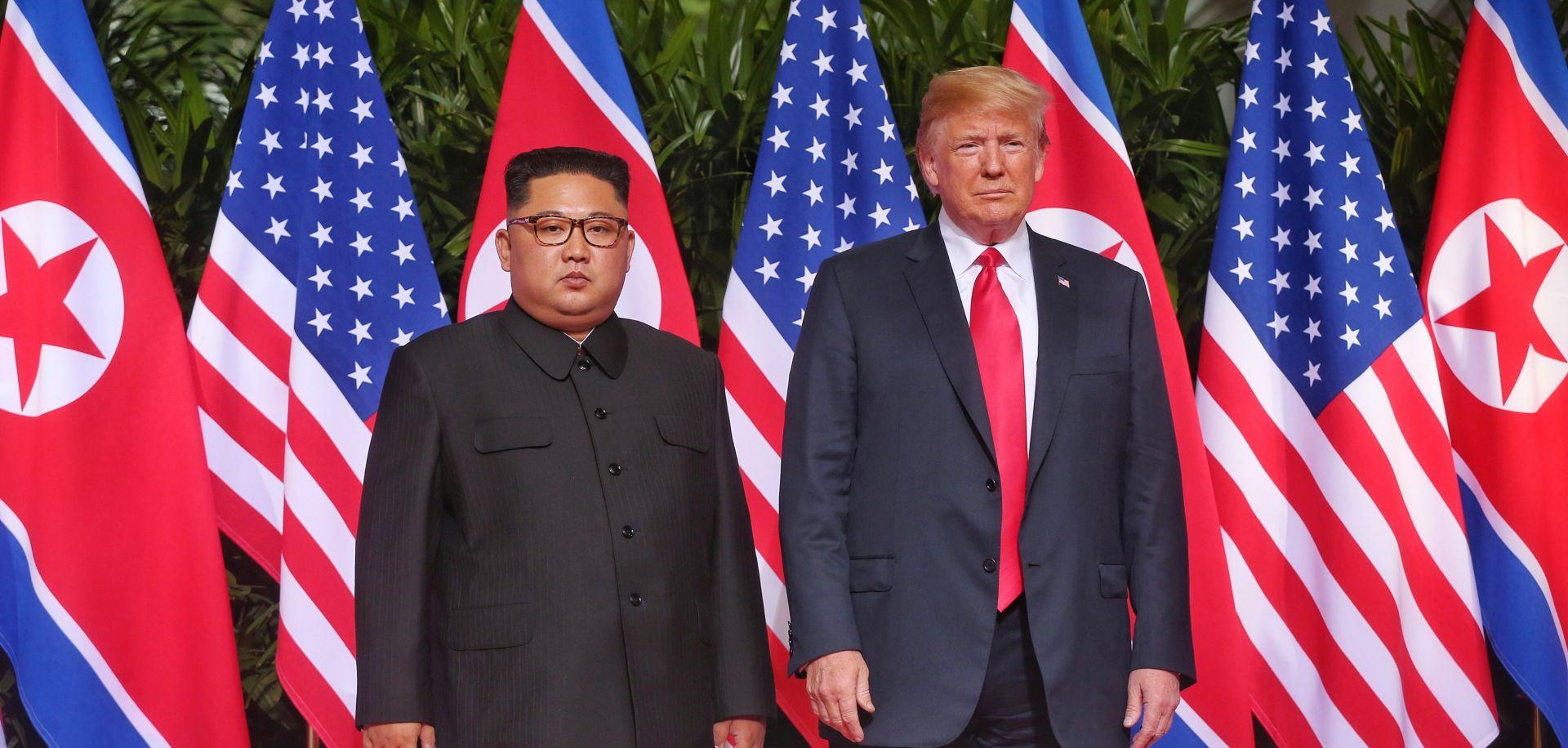 Washington se nada da će Sjeverna Koreja glavninu nuklearnog razoružanja provesti do kraja 2020.