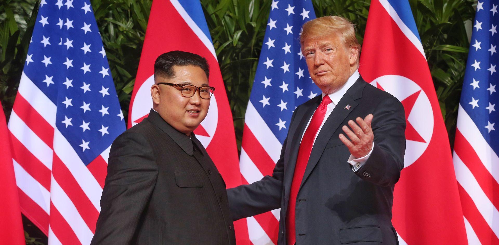 I norveški zastupnici nominirali Trumpa za Nobelovu nagradu