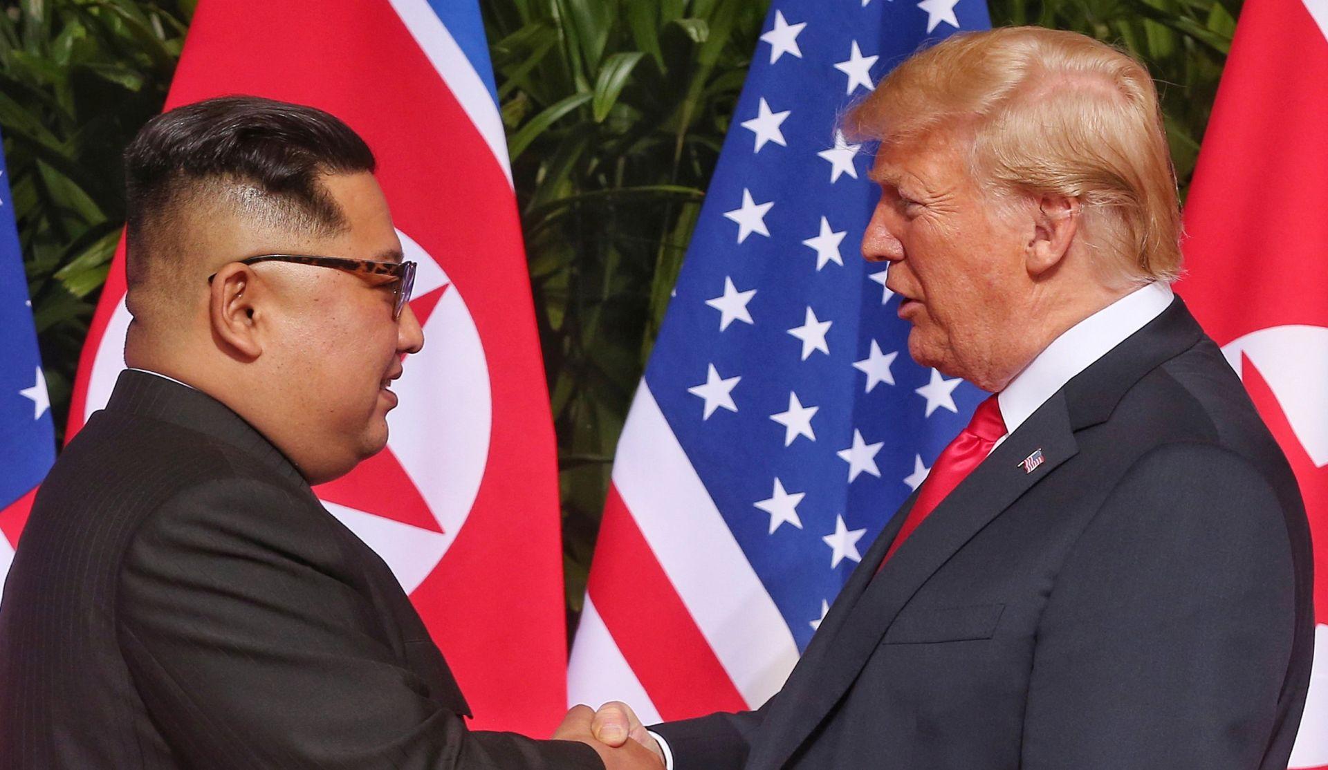 "TRUMP ""Čekam pismo Kim Jong Una"""