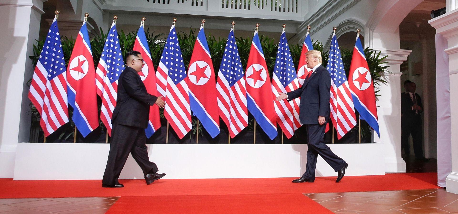 Sjevernokorejski mediji o Trumpovim ustupcima