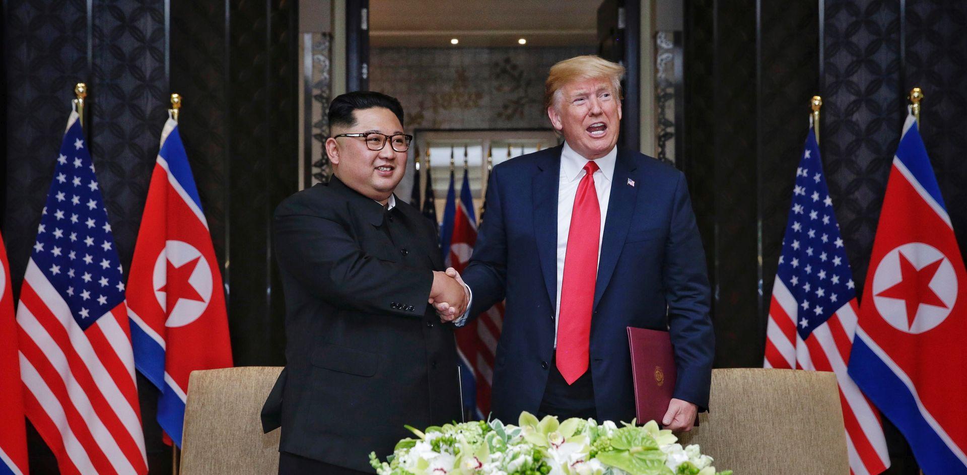 SAD se nada pregovorima sa Sjevernom Korejom narednih dana ili tjedana