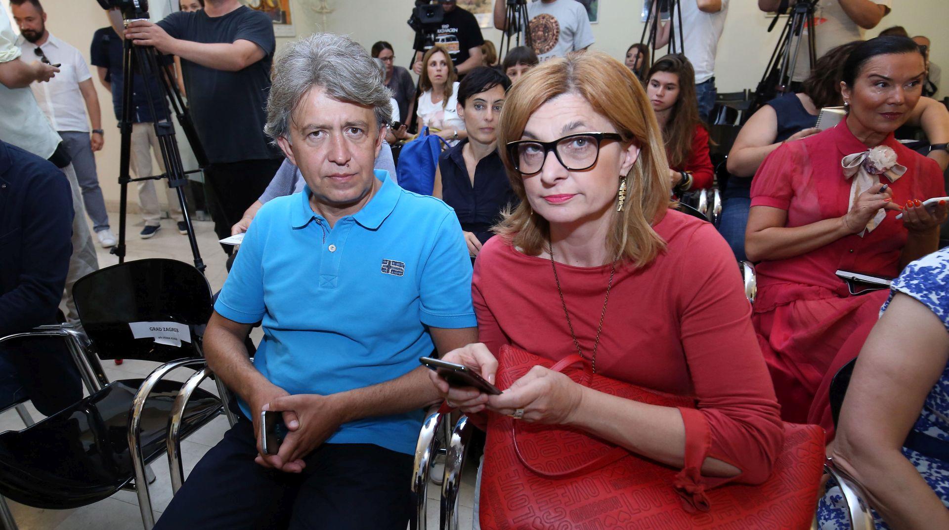 "DOBROVIĆ ""Ana Lederer direktno zastrašuje i narušava slobodu govora"""