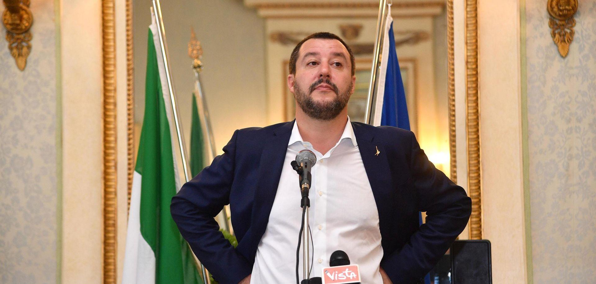 Salvinijeva Liga će vratiti pronevjereni novac na rate