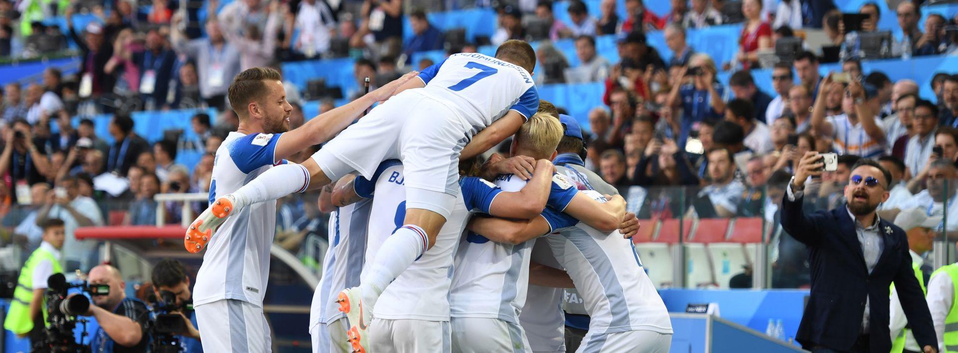 ISLAND: Mala zemlja s velikim nogometnim herojima