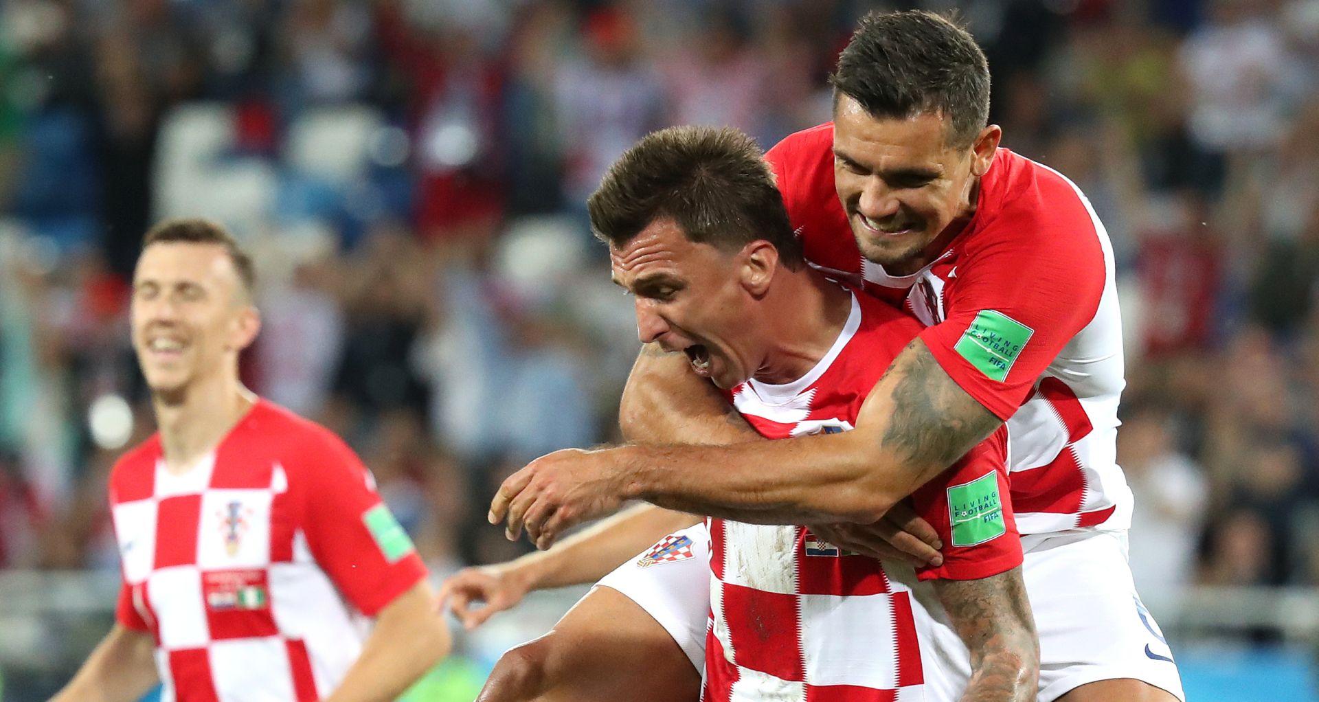 Hrvatska protiv Nigerije ispisala povijest svjetskih prvenstava