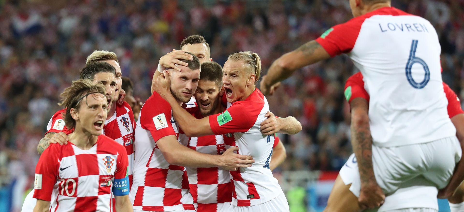 A SAD ARGENTINA! Hrvatska slavila protiv Nigerije za prva tri boda