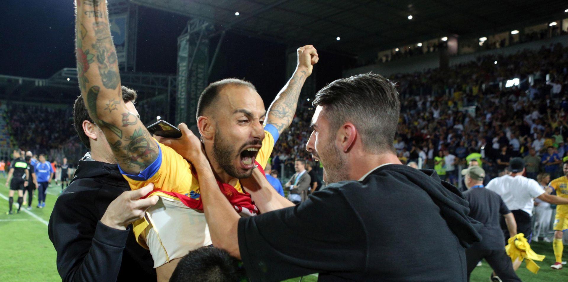 Frosinone u Serie A, Valladolid u Primeri