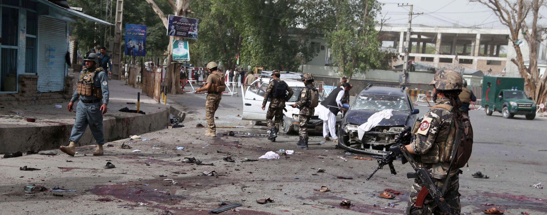 AFGANISTAN Rekordan broj ubijenih civila u prvoj polovici godine