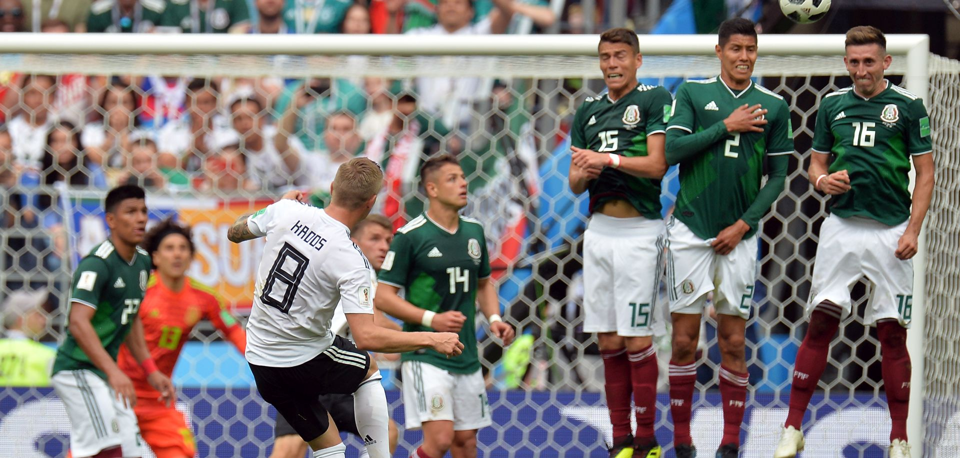 DANAS NA SP Belgija i Meksiko za prolaz, Nijemci za prve bodove