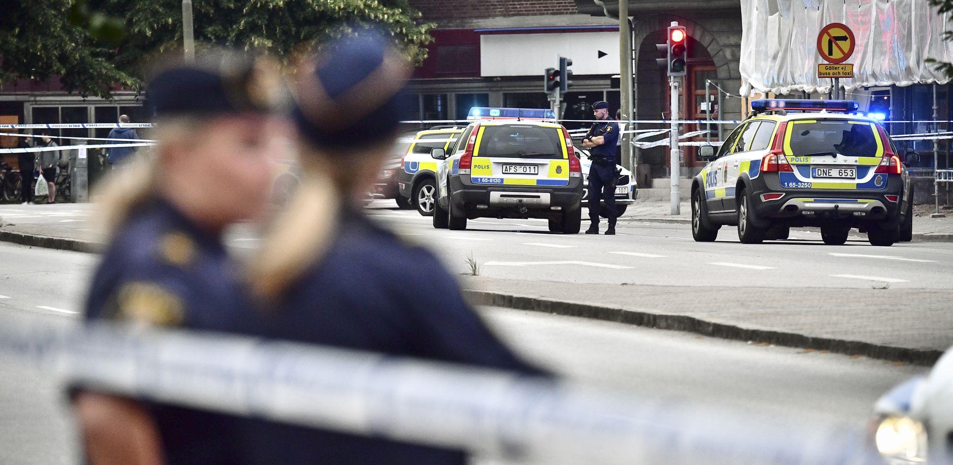 Dvoje mrtvih i četvero ranjenih u pucnjavi u Švedskoj