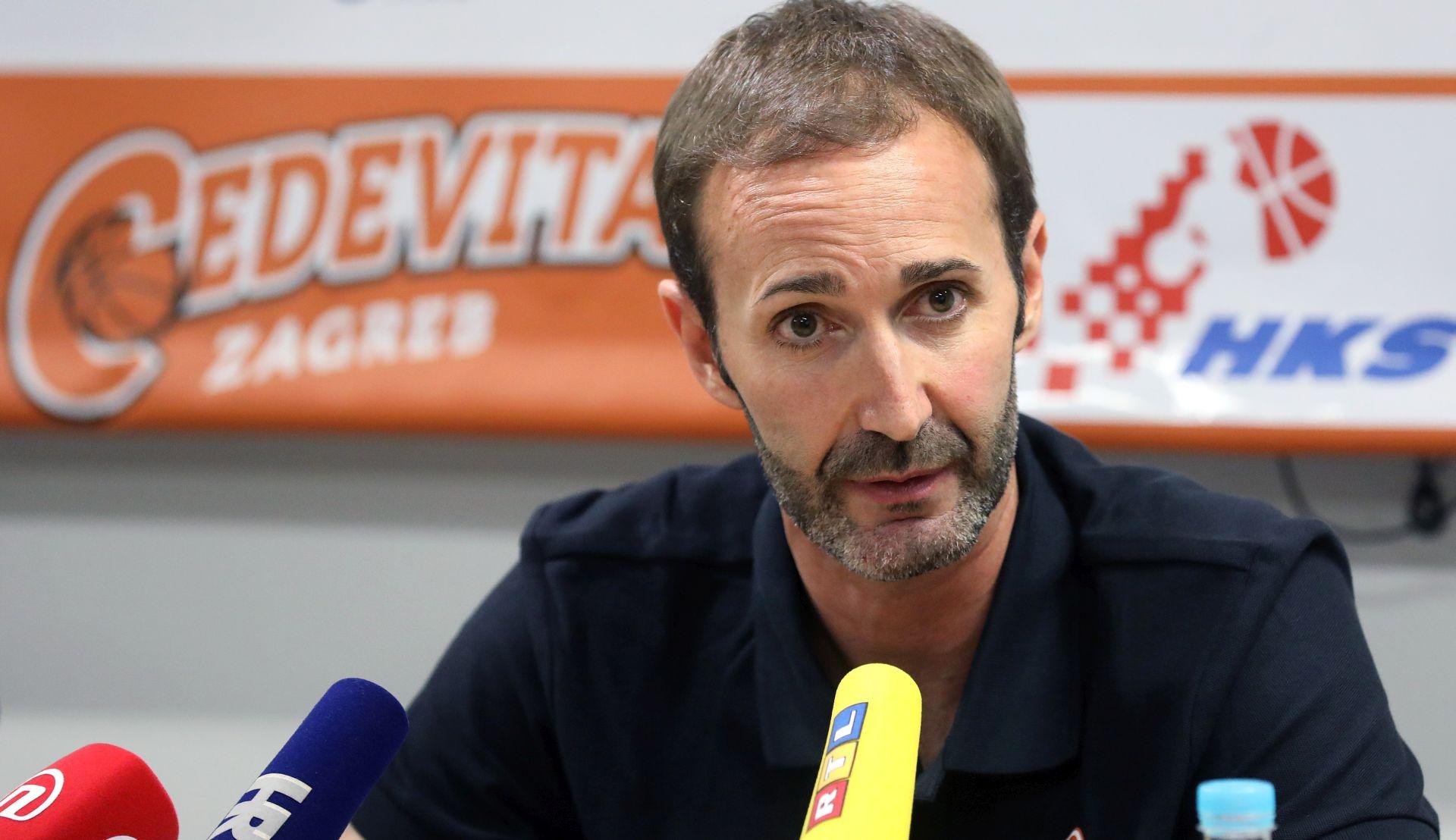 KK CEDEVITA Predstavljen novi trener Sito Alonso
