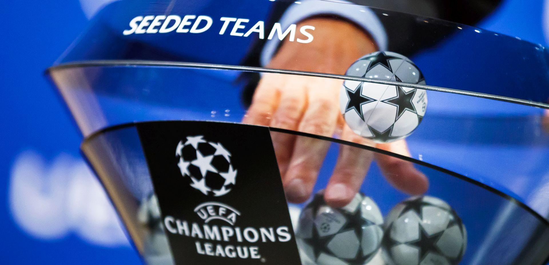 "Ždrijeb Lige prvaka: Barcelona, Tottenham, PSV i Inter u ""skupini smrti"""