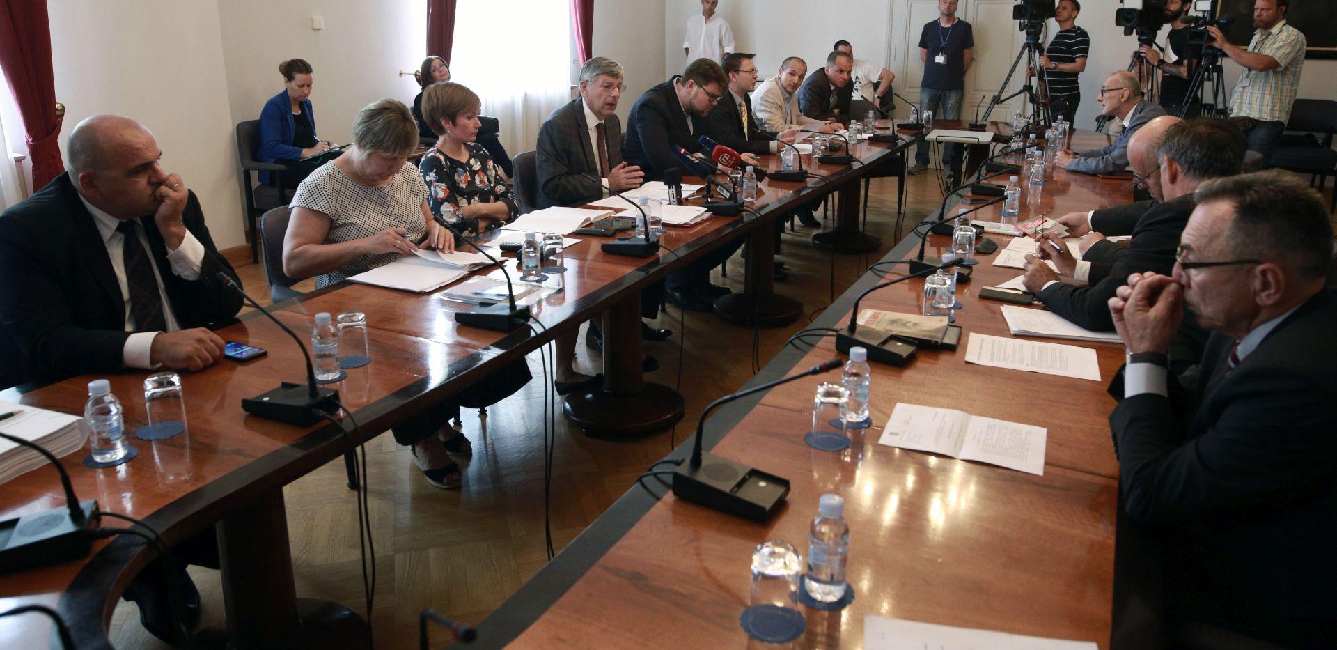 Odbor za ustav o potpisima za ukidanje Istanbulske konvencije