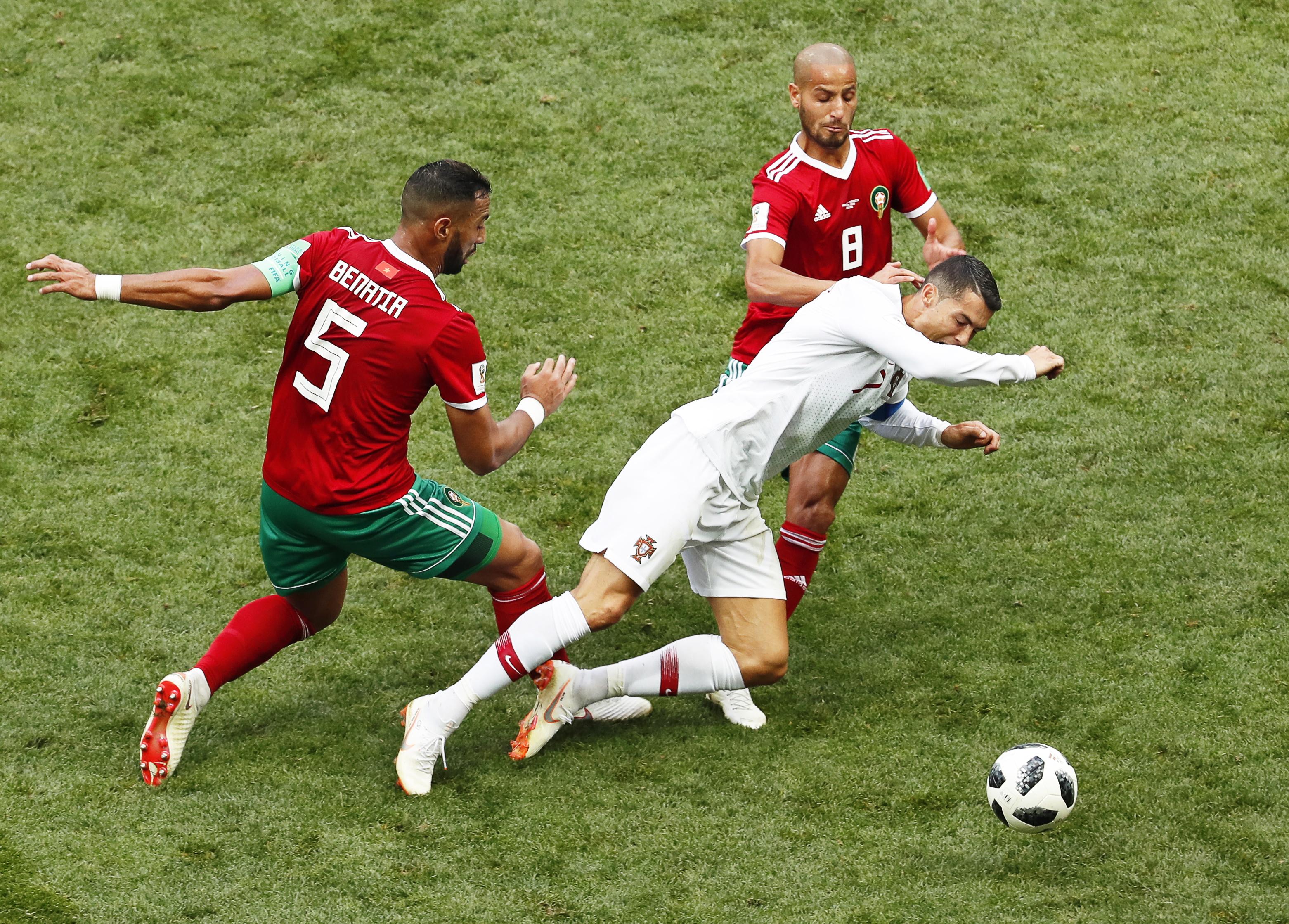 Ronaldo poslao Maroko kući