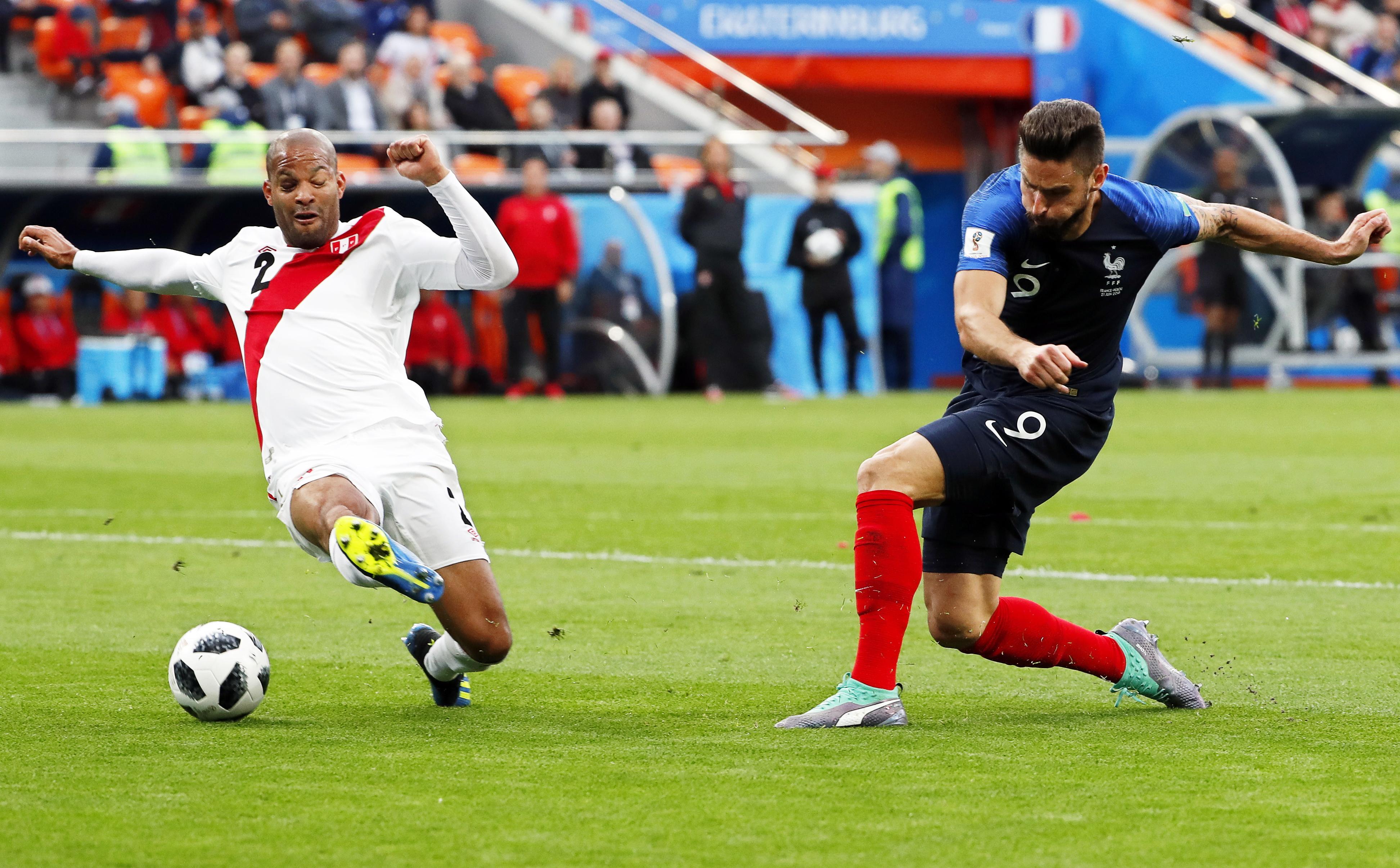 Francuska u osmini finala