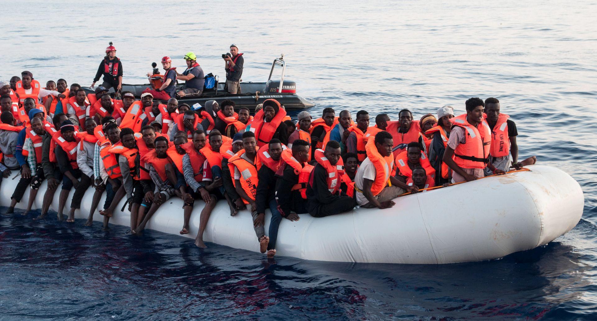 Italija će odmah deportirati 57 Tunižana koji su spašeni na Mediteranu