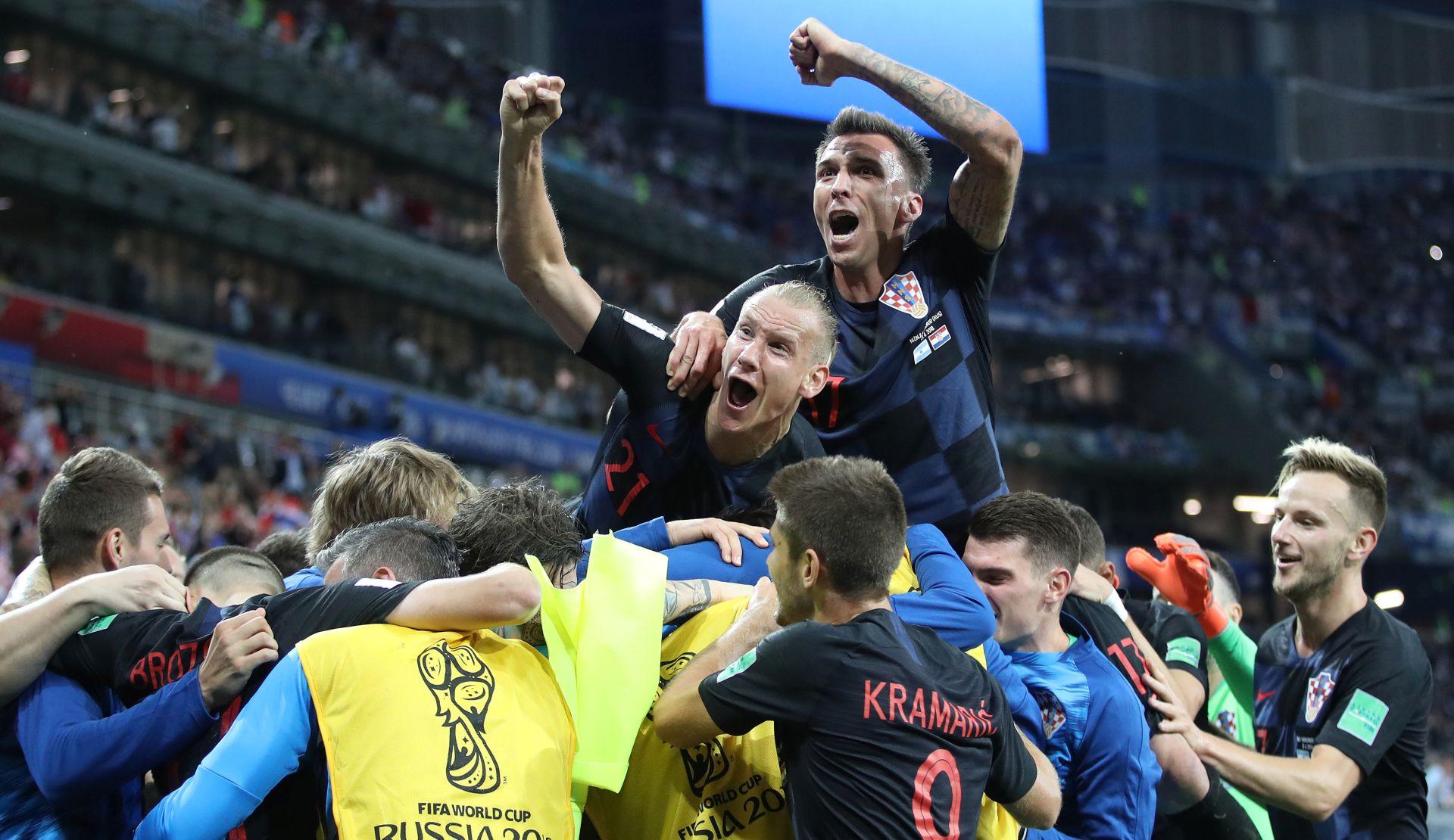 SVJETSKI MEDIJI 'Hrvatska je odigrala najbolju utakmicu na SP-u'