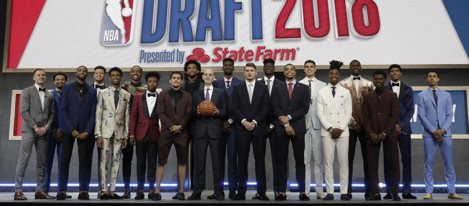 NBA DRAFT Ayton prvi izbor, Dončić u Dallas, Musa u Brooklyn