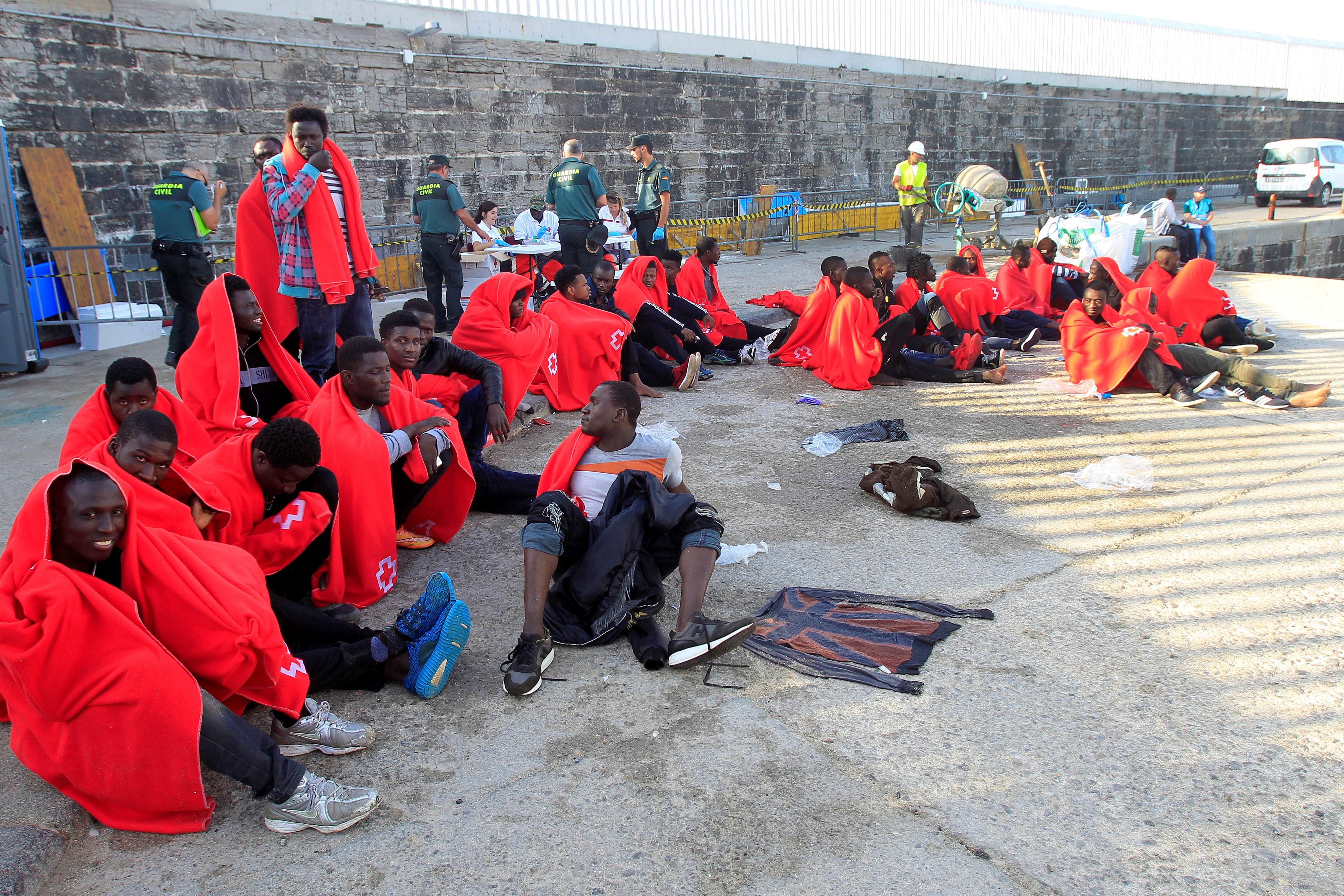 EU će Španjolskoj i Maroku dati više novca iz proračuna za kontrolu migranata