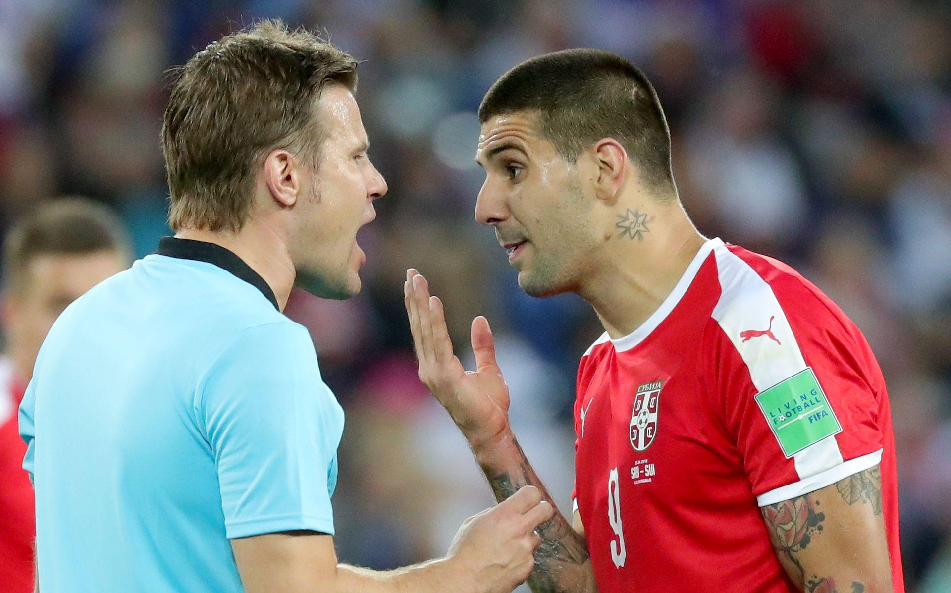 Srbija se zbog suđenja Brycha žali FIFA-i