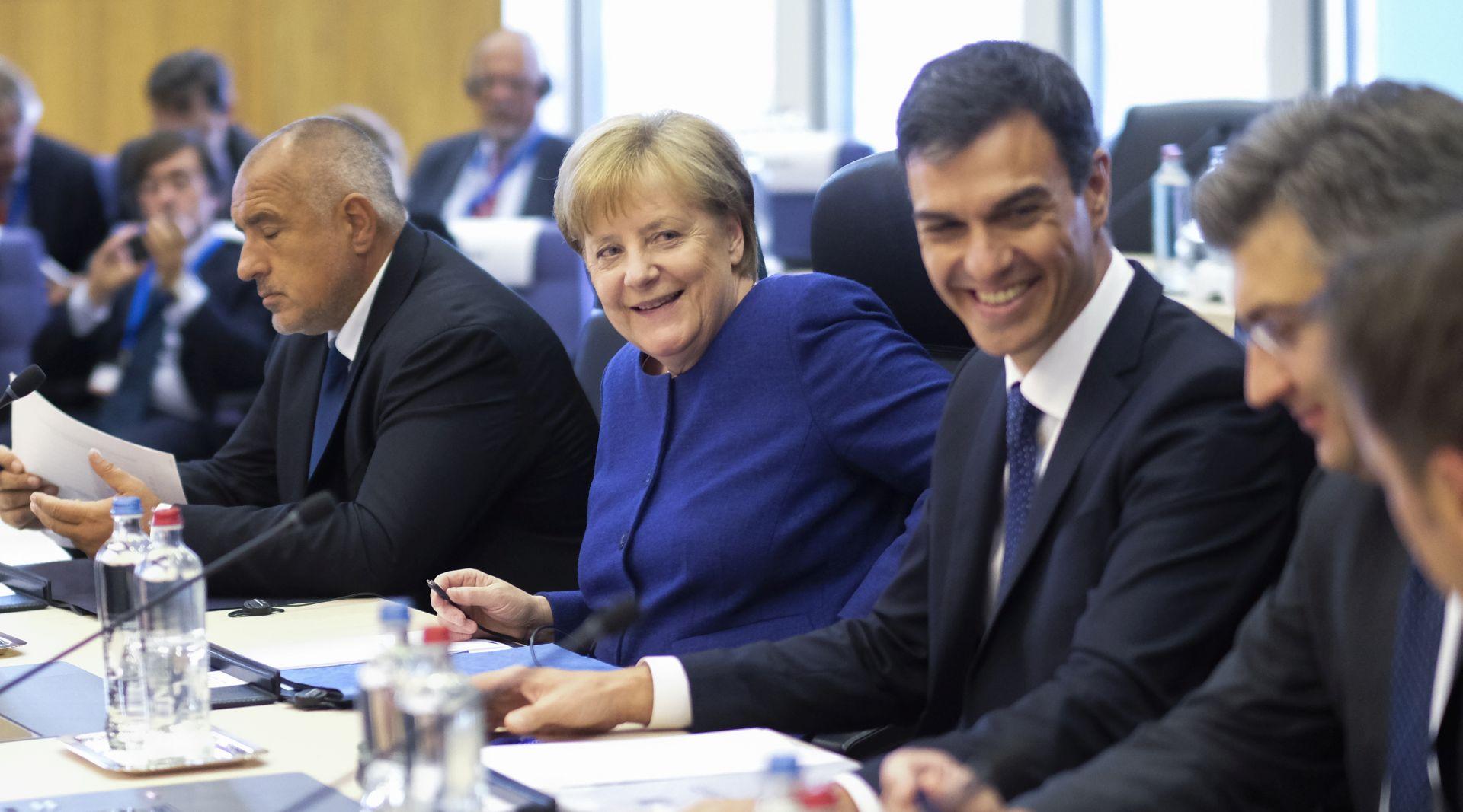 Migrantska kriza dijeli Europu poput vrućeg kestena