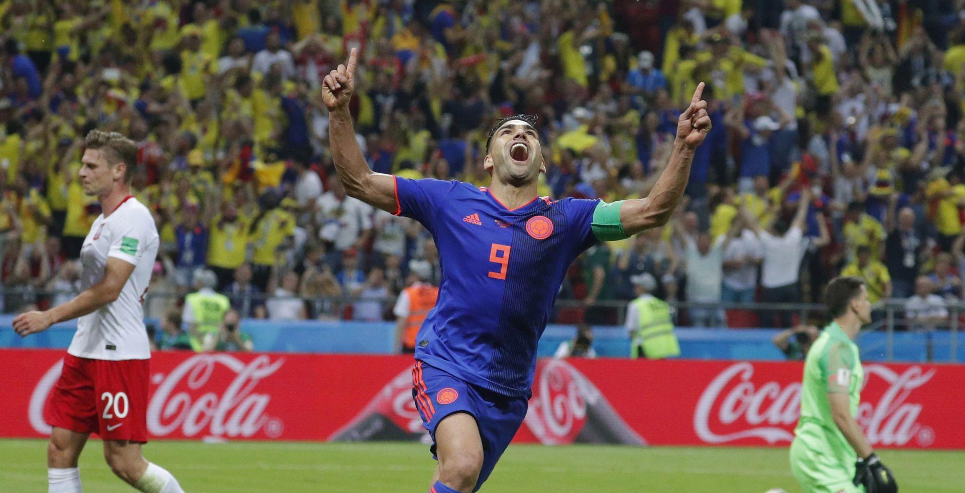 Kolumbija pobjedom izbacila Poljake sa SP-a