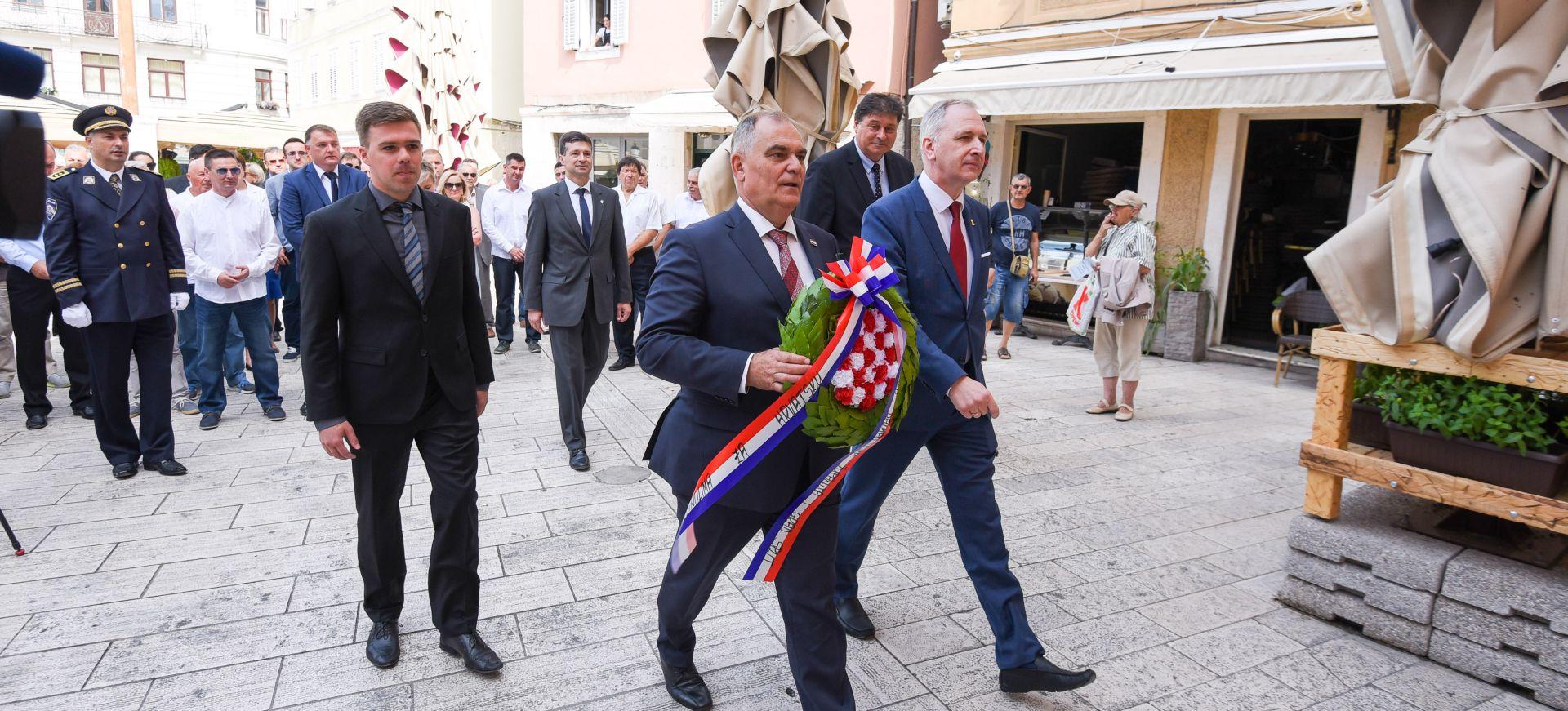 """Dan državnosti u Splitu: """"Potrebno nam je zajedništvo kao 90-ih"""""""