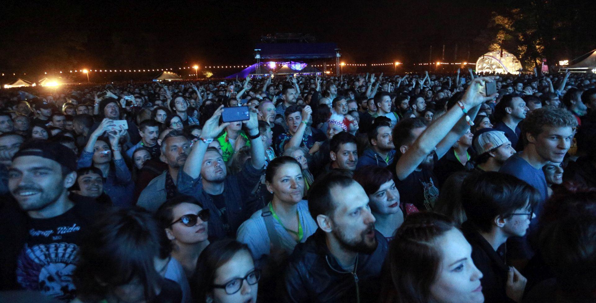 Završio 13. INmusic festival, na Jarunu oko 100 tisuća posjetitelja