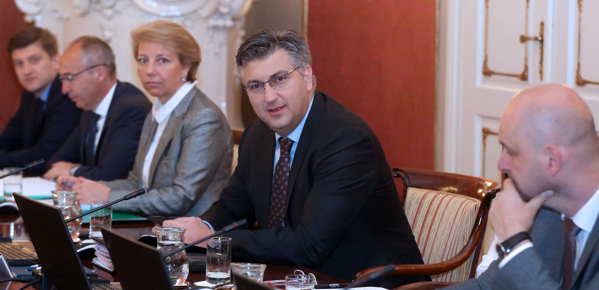 """PLENKOVIĆ """"Za mandata ove Vlade prosječna plaća porasla 710 kuna"""""""
