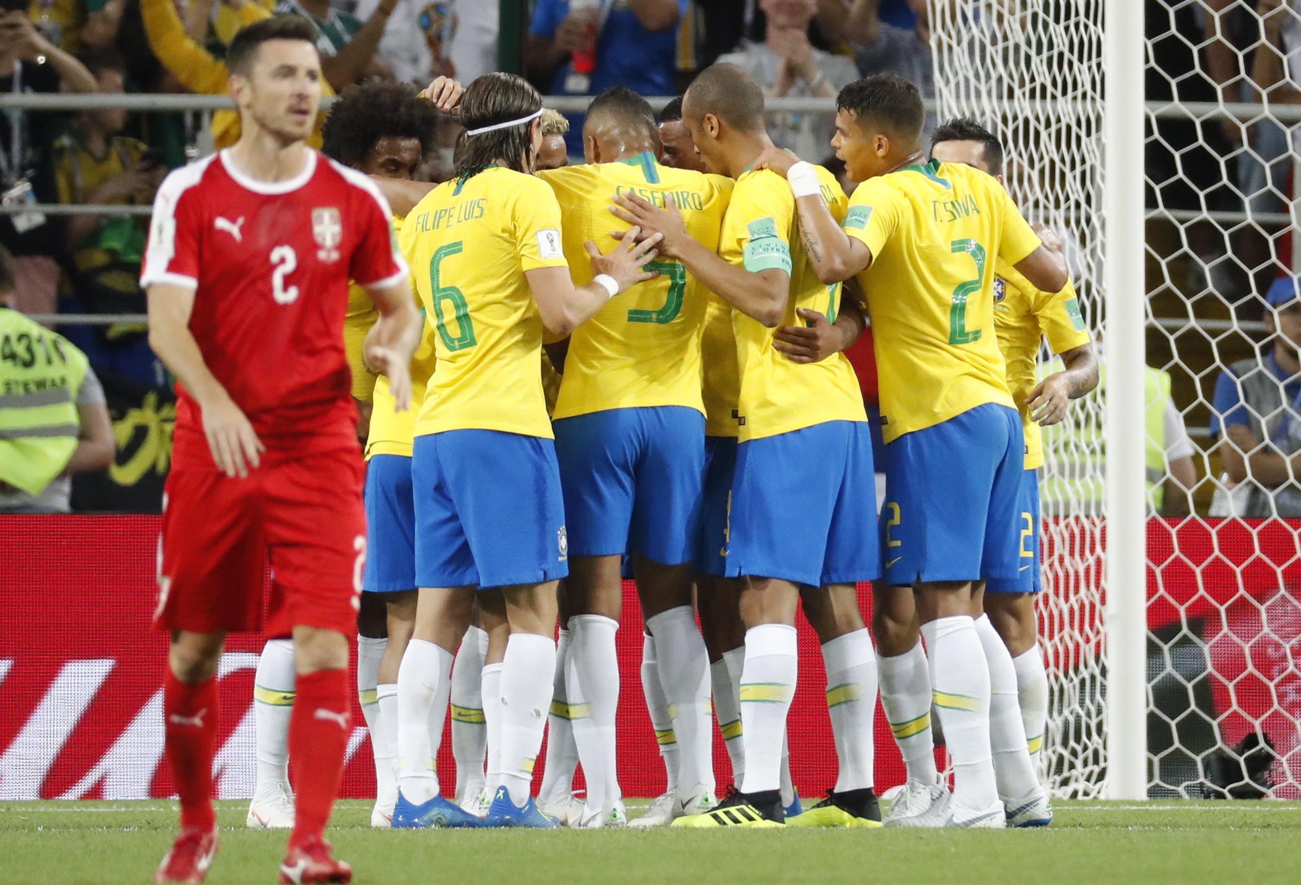 Brazil bolji od Srbije, prošli i Švicarci