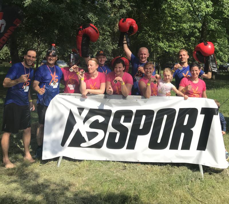 Amway XS Sport Nutrition bio ponosni sponzor utrke Legionar Challange Zagreb 2018