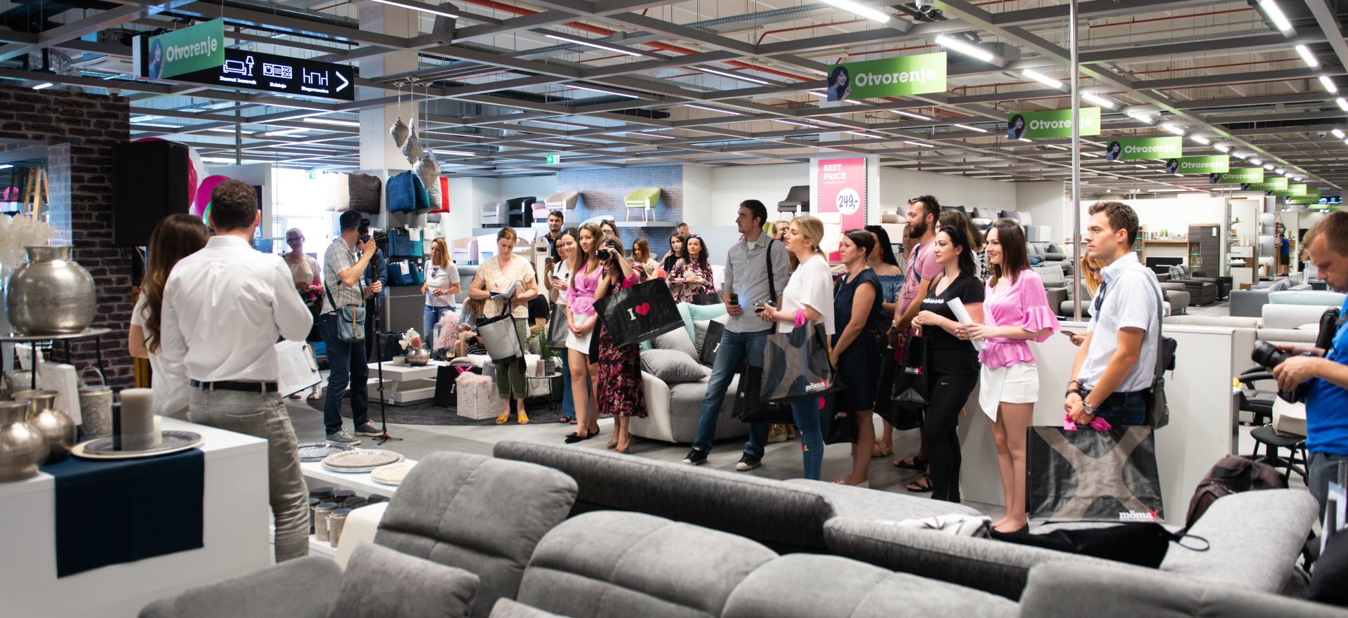 Mömax u Hrvatskoj otvara svoja vrata 13. lipnja