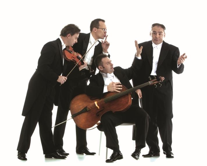 Simbioza klasične glazbe, improvizacije i komedije – MozART group