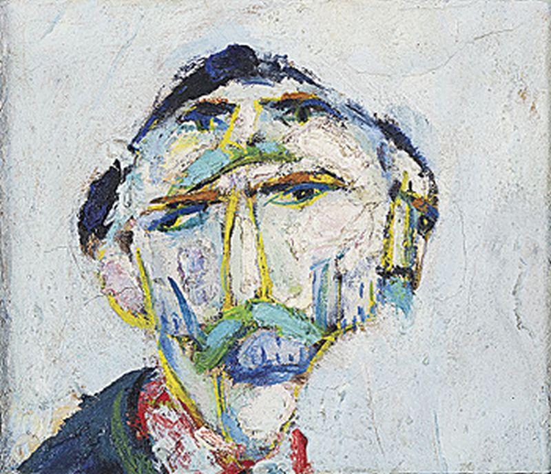 Velika retrospektiva Alberta Kinerta u Modernoj galeriji